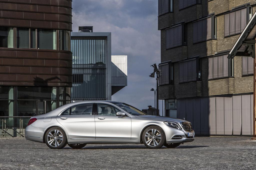 Mercedes-Benz klasa S / S coupe / Maybach