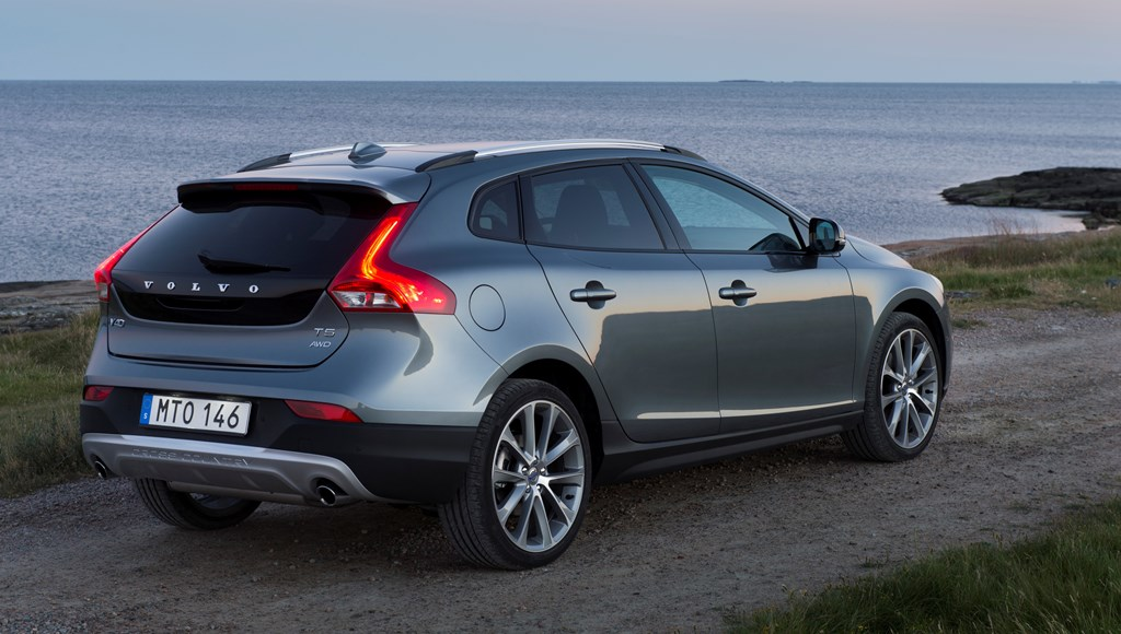 Volvo V40 / V40 Cross Country