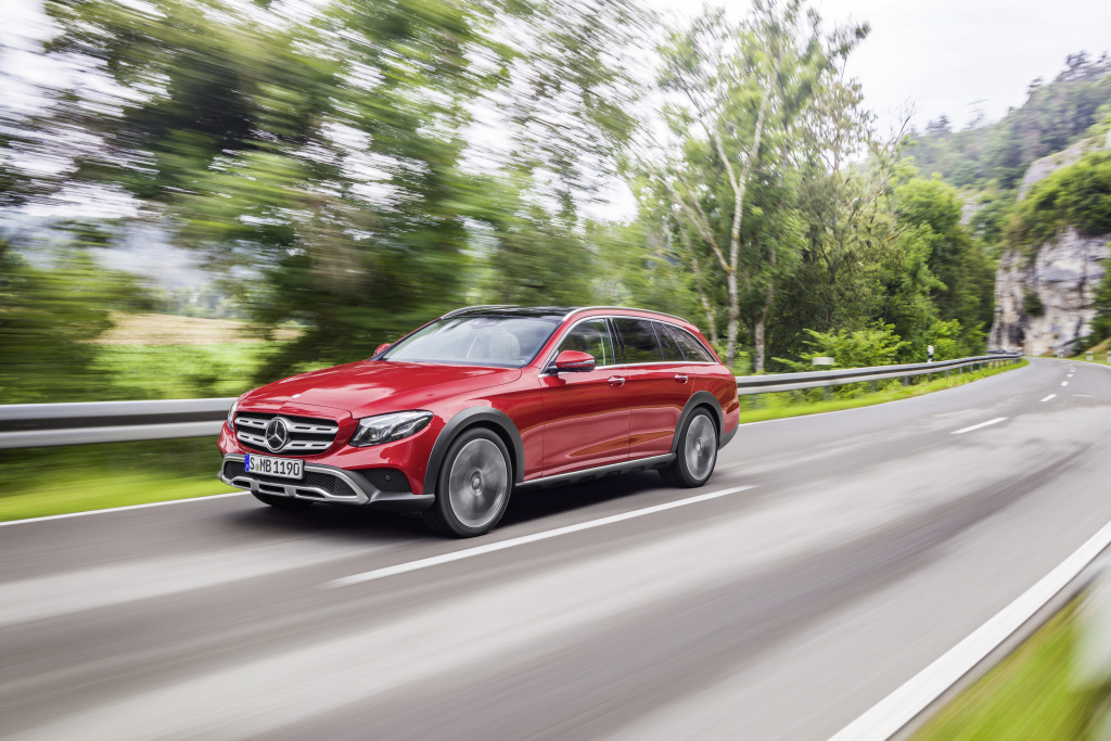 Mercedes-Benz E klasa All Terrain