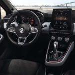 Nowe Renault Clio 2019 - wnętrze - konsola środkowa i deska rozdzielcza