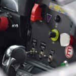 Porsche Cayman GT4 - wnętrze, konsola