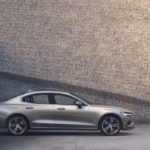 Nowe Volvo S60 Inscription - widok z boku
