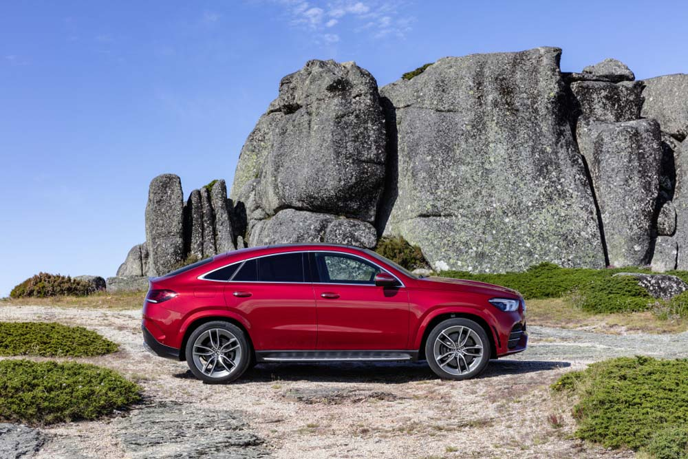 Mercedes-Benz GLE Coupé 2019